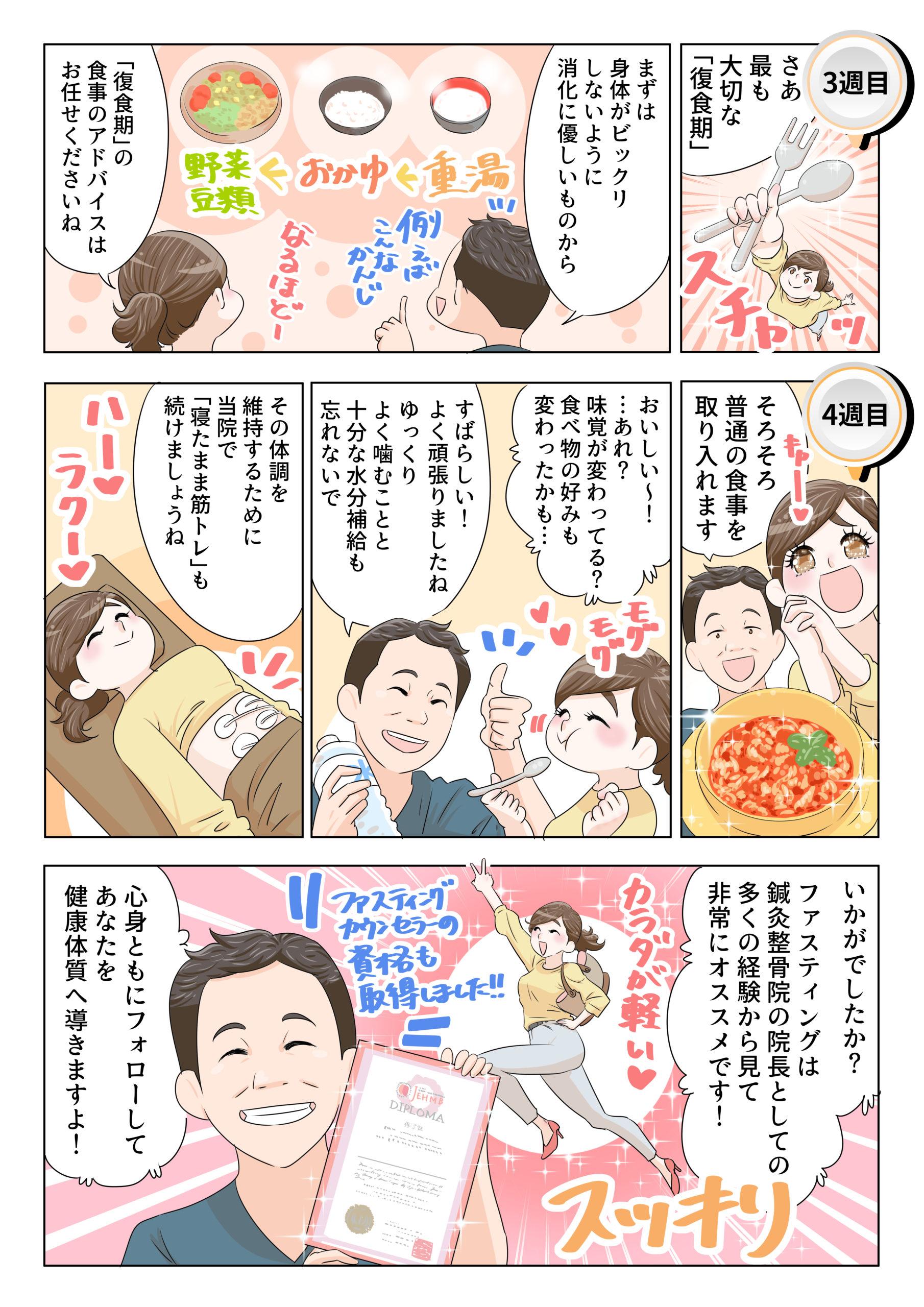 ダイエット漫画